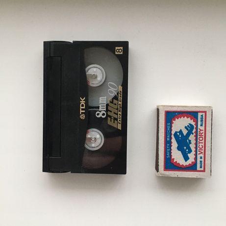 кассеты video 8 для видеокамеры