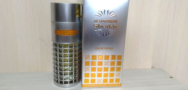 парфюмированная вода Sheikh Al haramain