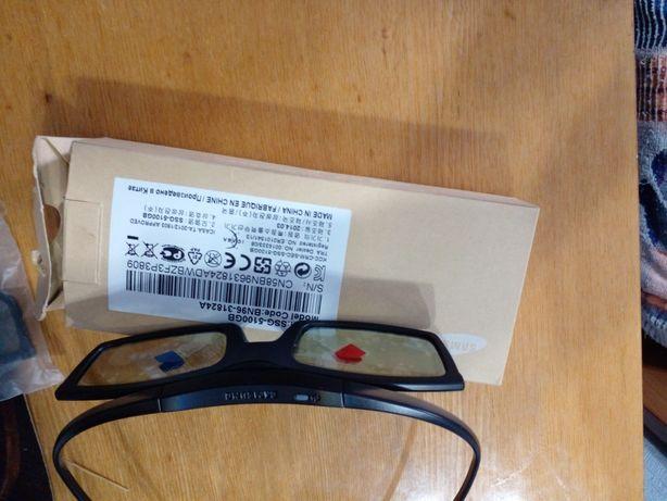 Продам очки. Samsung 3D GLASSES . Для просмотра телевизора. Две пары.