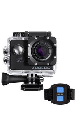 Camera video de actiune Ultra HD 4K