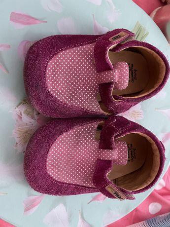 Sandale tikki POUF velur – Baby