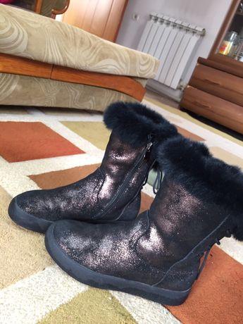 Подросковая  , зимняя обувь ! Сапоги TIFLANI .