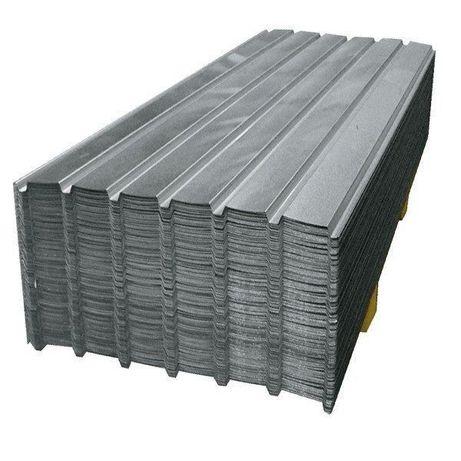 Tabla zincata cutata 0.35x870 utilx1500 H12