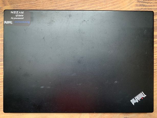 Ultrabook Lenovo Thinkpad A285 Ryzen 3 PRO, 8 GB RAM, SSD 128, FULL HD
