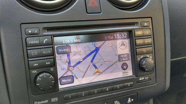 Update Harti si Soft Nissan Connect 1 Qashqai Juke Micra Note Cube