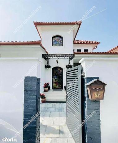 Vila individuala complet mobilata si utilata modern Selimbar