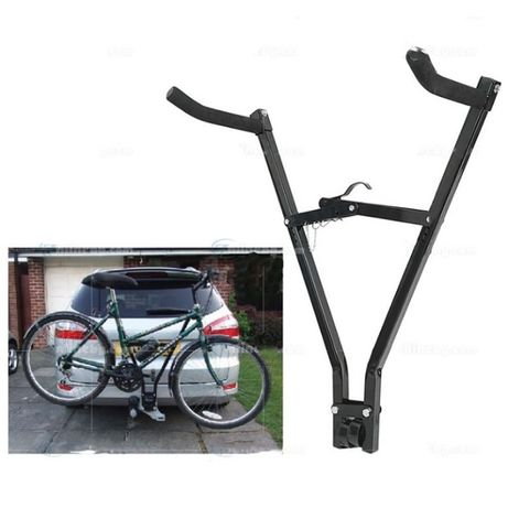 Автобагажник за 2 велосипеда за теглич