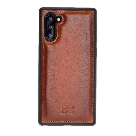 Husa Samsung Note 10, slim, piele naturala premium Bouletta back cover
