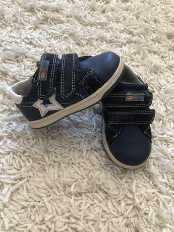 Ботинки совёнок