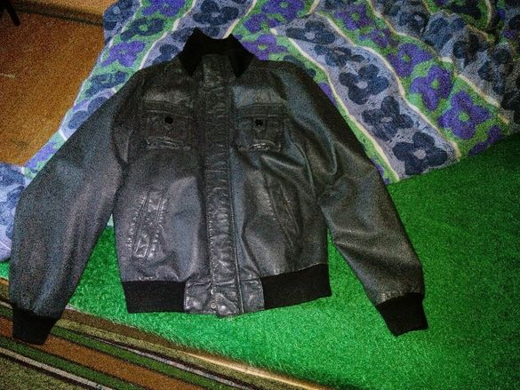 Продавам оригинално кожено яке