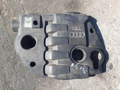 Capac motor Audi A4 B6, 1.9 TDI, Cod motor AVB / AVF