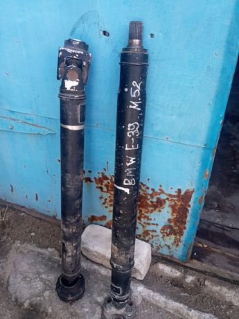 Продам кардан на БМВ Е-39 М 52