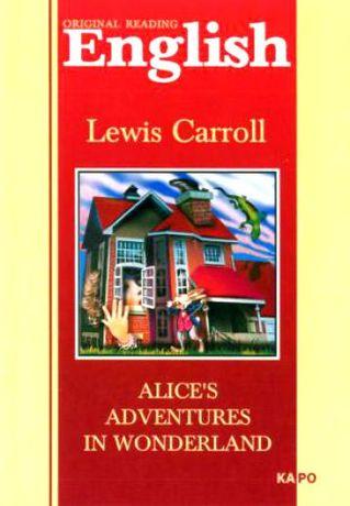 """продам книгу """"Алиса в Зазеркалье"""" на английском языке в мягк. переп"""