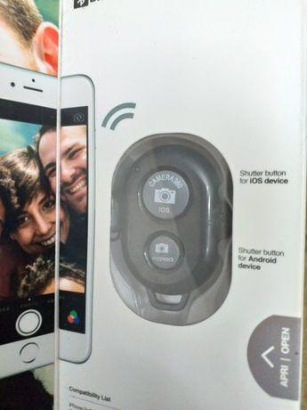 Telecomanda selfie Ios si Android