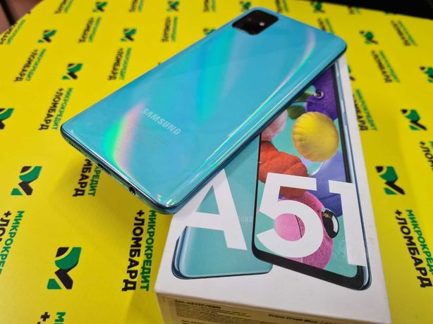 Продам Samsung Galaxy A51 64 Gb