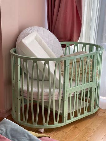 Манеж для новорожденных