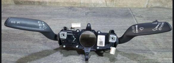 Модулa с лостчетата за светлини и чистачки за Audi А1/Q3