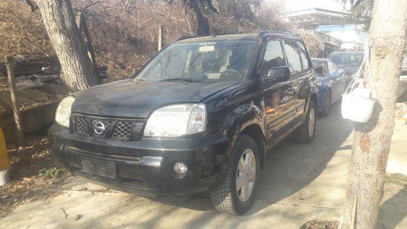 Nissan X-Trail/Нисан Х-Трейл На Части