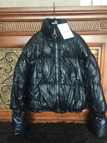 Куртка-пуховик, фирма Moncler, oversize