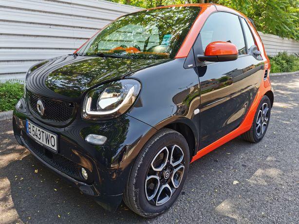 Smart EQ Fortwo Cabrio  full-option