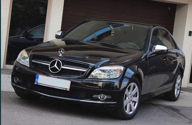 Mercedes c class w204