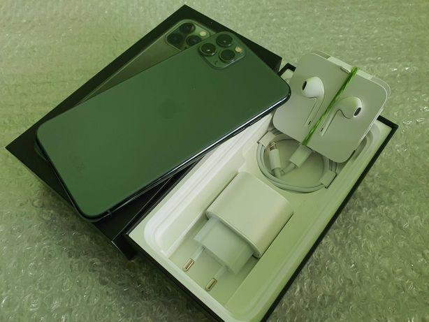 Iphone 11 Pro 256gb/11 Pro Max 64gb Green Full-Box impecabil , liber