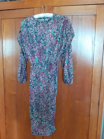 Rochie colorată Zara