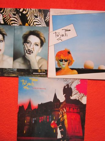 colectie vinil Toyah-made UK-new wave,post-punk,art Rrock,electronic