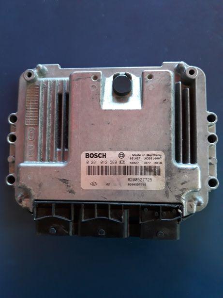 Calculator motor Renault Megane 2 1.9 dci 131 cp