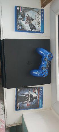 Продам Playstation 4 Slim 500gb