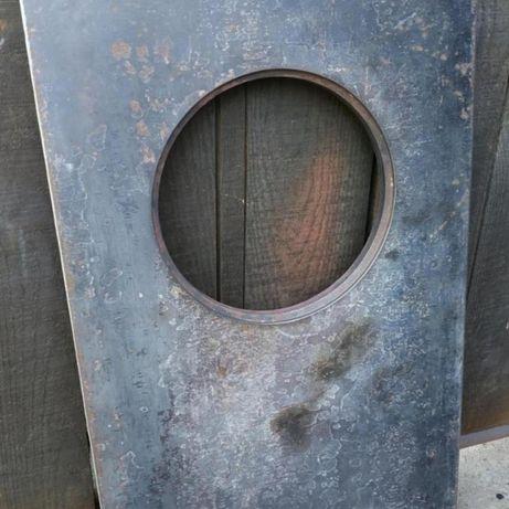 Плита стальная на печь