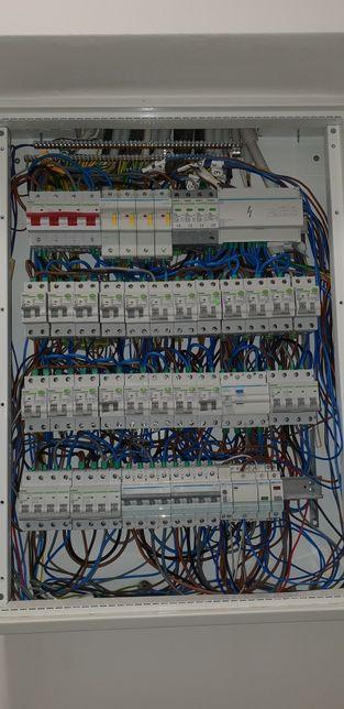 Inginer electrician autorizat, proiectare/executie