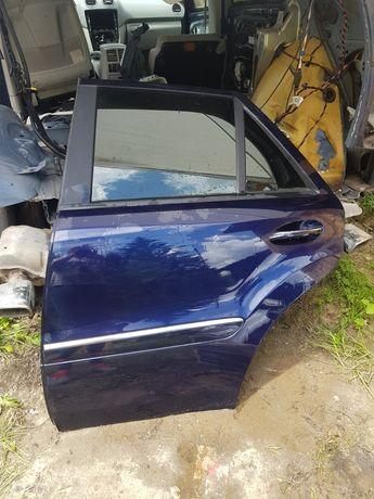Usa fata spate Mercedes ML W164