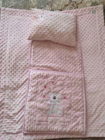 Детский конверт с одеялом