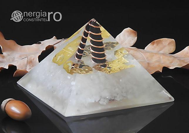 Piramidă Energetică Orgonică Magnetică - cod ORG050