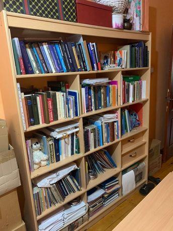 Книжные полки стенка шкаф для гостиной и зала