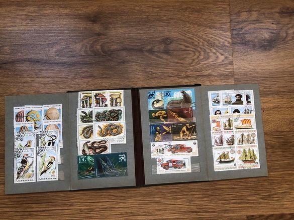Колекция марки класьор