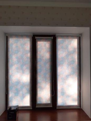 Ролл шторы/ Рулонные шторы/ Роль шторы/ Ролл шторы