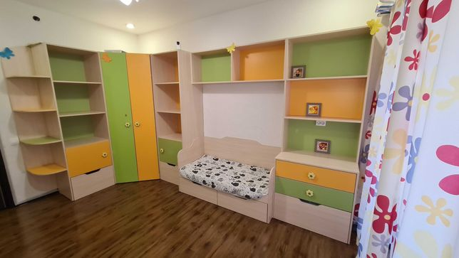 Мебель детская. С 2-мя кроватями