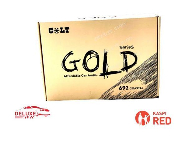 Динамики COLT GOLD 692 - 2х полосная коаксиальная акустика