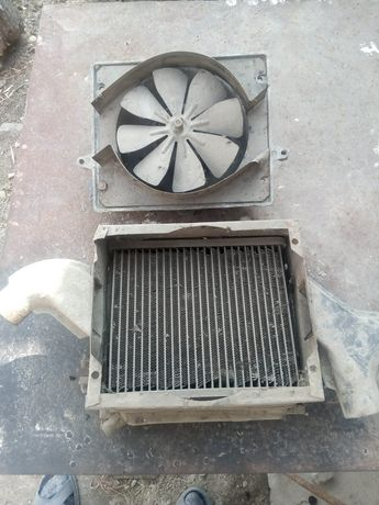 Печка на авто.или на грузовую Газ или ЗИЛа или на УАЗ (Раритет печка)