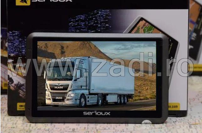 Gps nou garantie 3ani-camion-auto-128 ram-full europa actualizat