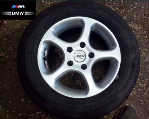 Roata de rezerva Bmw Janta Aliaj BMW 5 x 120 R15