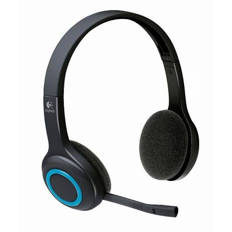 Casti Logitech H600-wireless -noi