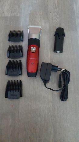 Машинка для стрижки волос с насадками
