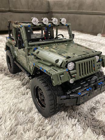 Jeep 41х21х21 см RC 4x4, 2230 части