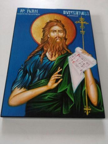 Vand icoana litografiata SF Ioan Botezatorul