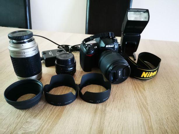 Nikon D7000 + accesorii