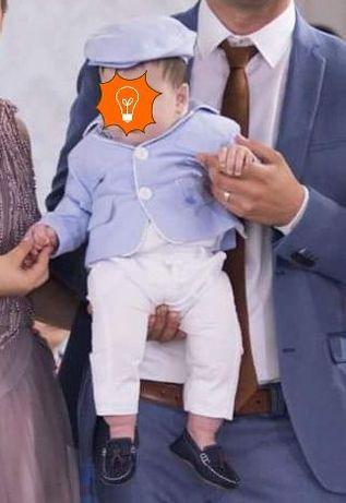 costum elegant ptr bebeluș 3-6luni
