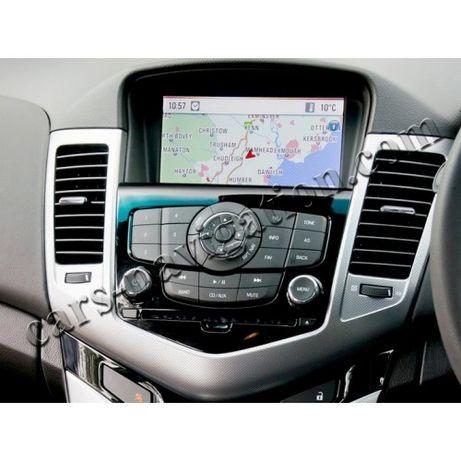 Диск карти за навигация Шевролет Круз Орландо Chevrolet Cruzе Orlando